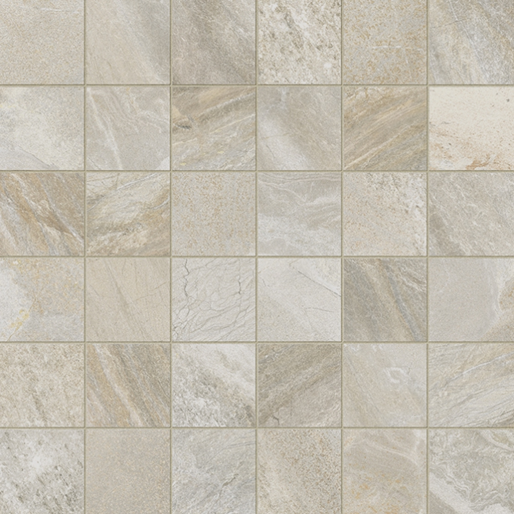 Italon Magnetique White Mosaico (Италон Манетик Уайт)