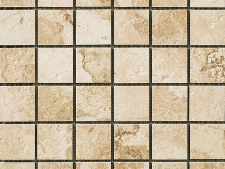 Italon Natural Life Stone Almond Mosaico (Италон Нэчурал Лайф Стоун Алмонд)