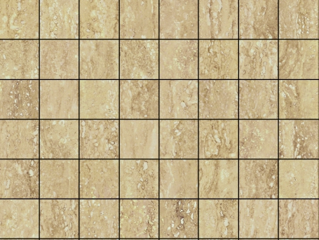 Italon Travertino Romano Mosaico Lux (Италон Травертино Романо)