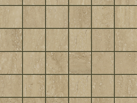 Italon Travertino Noce Mosaico (Италон Травертино Ноче)