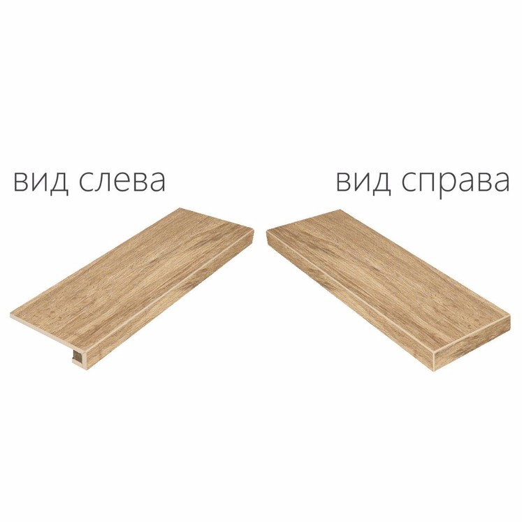 Italon Natural Life Wood Olive X2 Scalino Angolare Dx (Италон Нэйчурал Лайф Вуд Олив Х2)