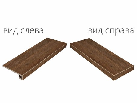 Italon Natural Life Wood Pepper X2 Scalino Angolare Dx (Италон Нэйчурал Лайф Вуд Пэппер Х2)