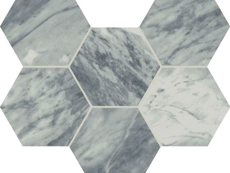 Italon Charme Extra Floor Project Atlantic Mosaico Hexagon (Италон Шарм Экстра Флор Проджект Экстра Атлантик Мозаика Гексагон)