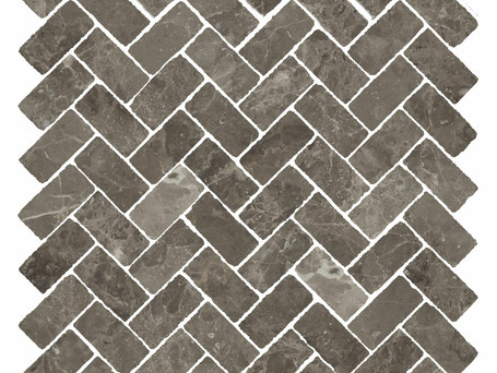 Italon Room Stone Grey Mosaico Cross (Италон Рум Стоун Грэй Мозаика Кросс)